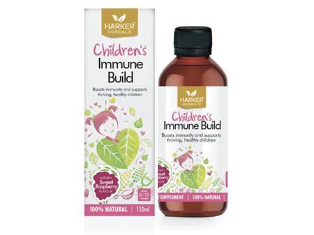 Harker Herbals Children's Immune Build 150ml