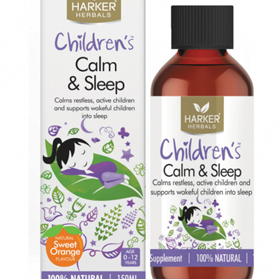 Harker Herbals Children's Range Calm & Sleep 150ml