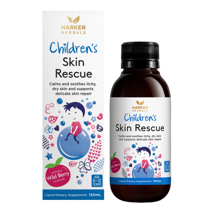 Harker Herbals Children's Range Skin Rescue 150ml
