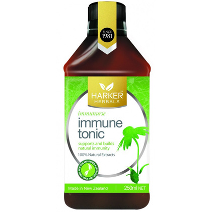 Harker Herbals Immune Tonic 250ml