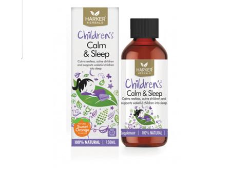 Harkers Child. Calm & Sleep 150ml