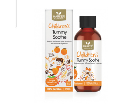 Harkers Child. Tummy Soothe 150ml