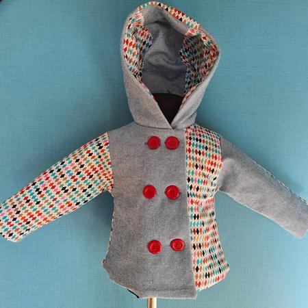 Harlequin Jacket size 1