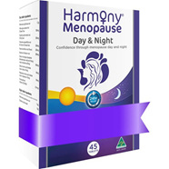 Harmony Menopause Day & Night - 45 Tablets 45