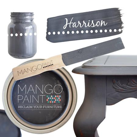 Harrison Mango Paint