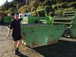 4.5m Clean Fill Skip