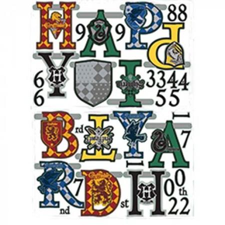 Harry Potter add a letter jumbo banner