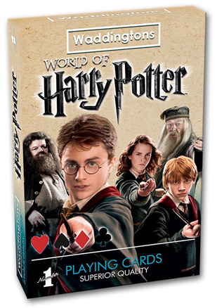 Harry Potter Cards