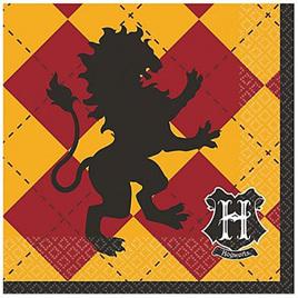Harry Potter napkins x 16