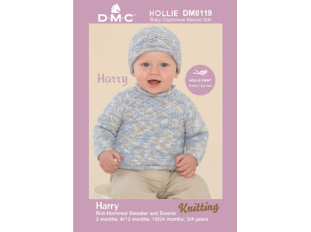 Harry Sweater and Beanie Pattern