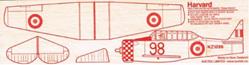 Harvard Panel Glider
