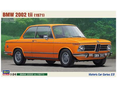 Hasegawa 1/24 BMW 2002 tii (1971)