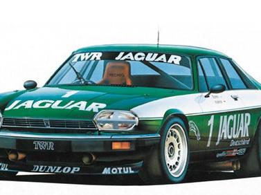 Hasegawa 1/24 Jaguar XJ-S H.E. Tom Walkinshaw Racing Limited Edition