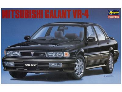 Hasegawa 1/24 Mitsubishi Galant VR-4