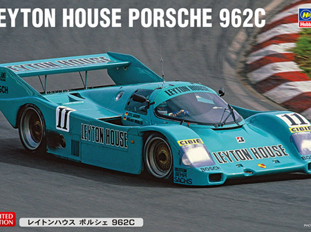 Hasegawa 1/24 Leyton House Porsche 962C Limited Edition