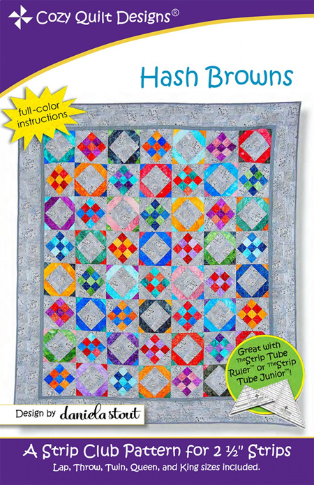 Hash Browns Quilt Pattern