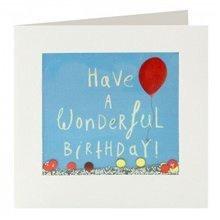 Have a Wonderful Birthday - Shakies