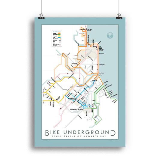 Hawkes Bay Bike Underground