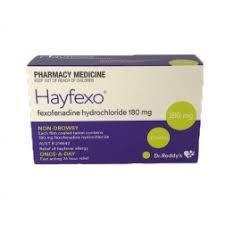 HAYFEXO 180mg  30tab