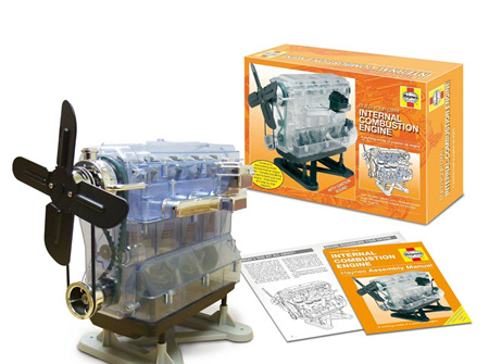 Haynes Build Your Own Internal Combustion Engine (HM01)