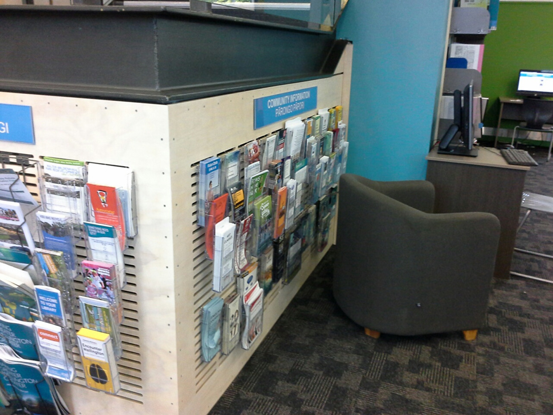 AFTER: Hutt City Libraries