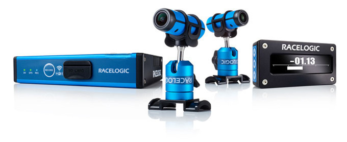 HD system with 2 cameras to connect to Motec M series