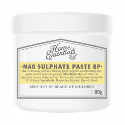 HE Magnesium Sulphate Paste BP 80g