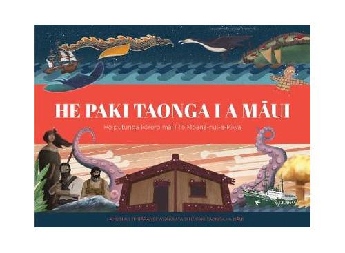 He Paki Taonga i a Maui