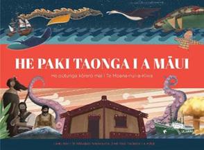 He Paki Taonga i a Maui (pre-order)