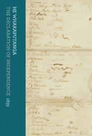 He Whakaputanga Declaration Independence