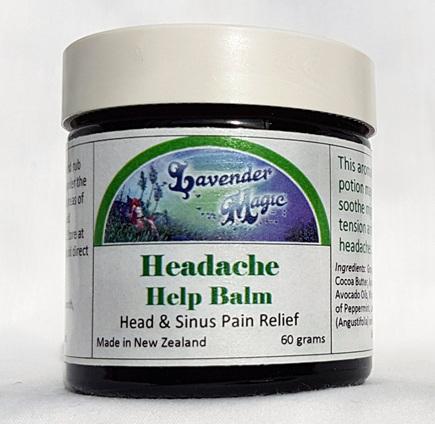 Headache Help Balm