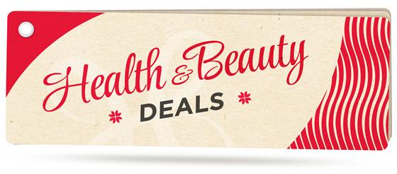Health and beauty deals in Hamilton City, New Zealand