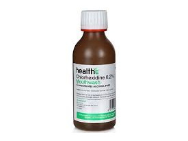 HealthE Chlorhex. 0.2% M/wash 200ml