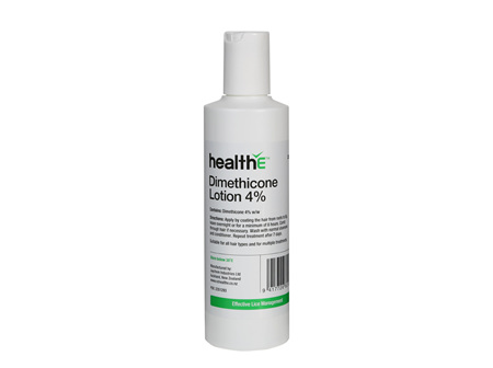 healthE Dimethicone 4% Lotion 200ml
