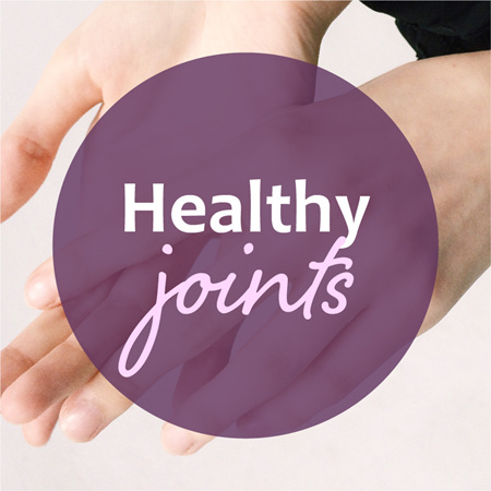 Healthy joints and arthritis management