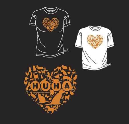 Heart tee shirt