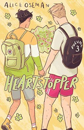 Heartstopper Volume Three (PRE-ORDER ONLY)