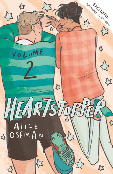 Heartstopper Volume Two (PRE-ORDER ONLY)
