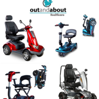 HEARTWAY MOBILITY SCOOTERS