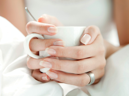 Heavenly Hands Manicure