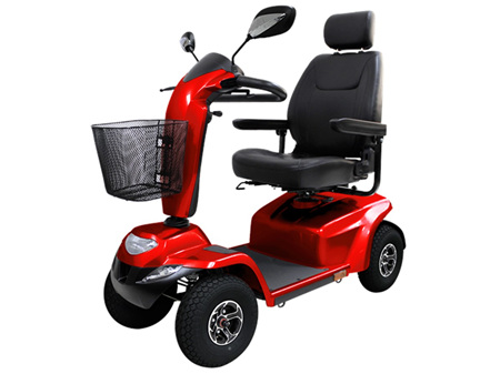 Heavy Duty , Deluxe , Mobility Scooter with  Sporty Performance HS 898