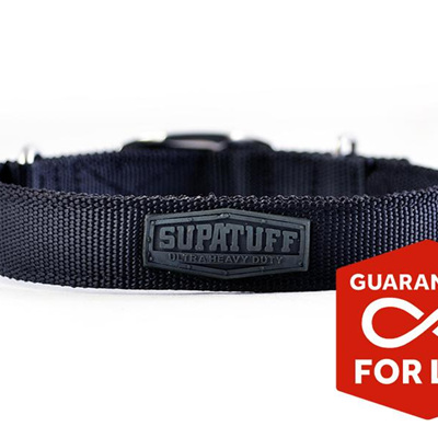 Rogue Royalty SupaTuff Slimline Collar