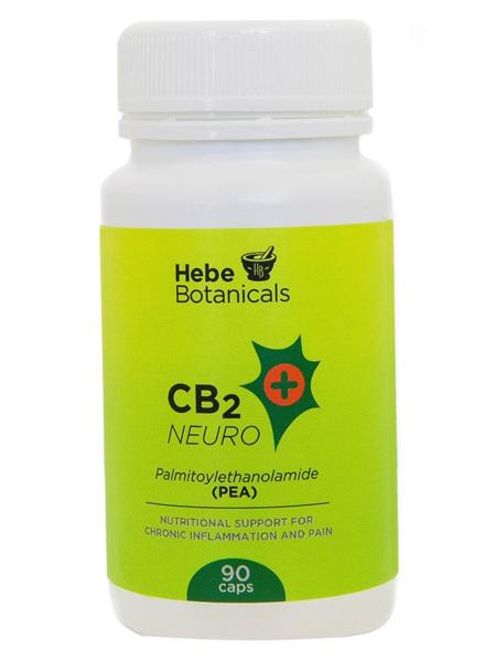 HEBE Botanicals CB2 Neuro Palmitoylethanolamide (PEA)