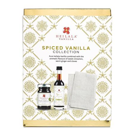 Heilala  Spiced Vanilla Collection