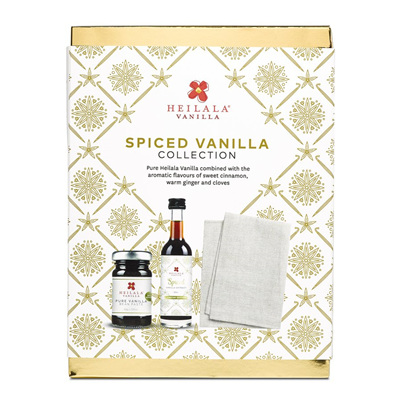 Heilala  Spiced Vanilla Collection