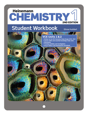 Heinemann Chemistry 1 eBook (5e) buy online from Edify