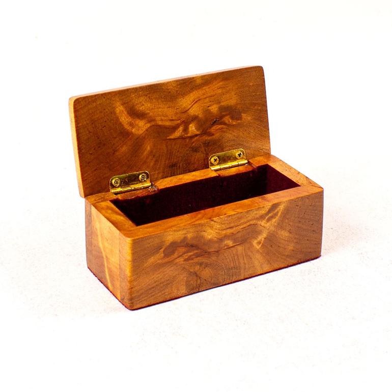 Heirloom Jewellery Box 59 - Ring Box