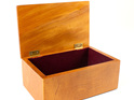 heirloom jewellery box - large - ancient kauri