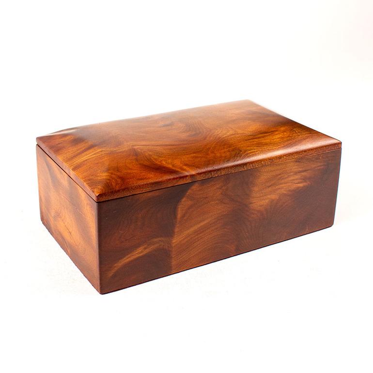 heirloom jewellery box - large - ancient kauri