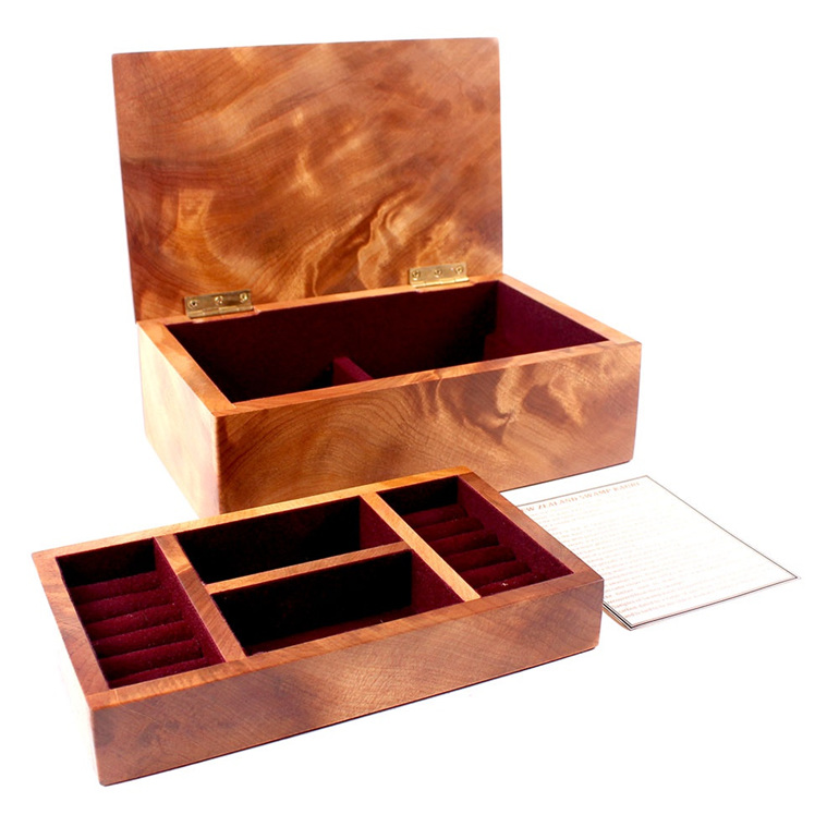 Heirloom Jewellery Box - Large with tray